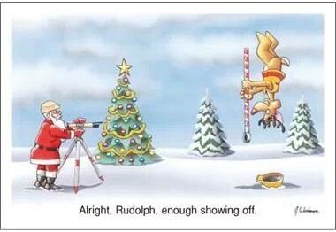 Traducción: Bien, Rudolph, Suficiente.