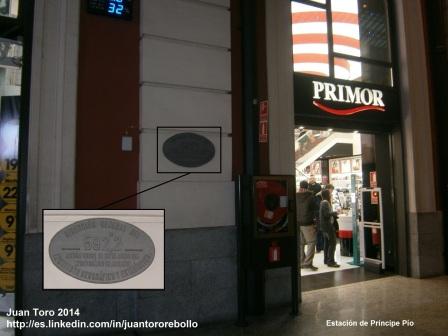 Altitud Principe Pio