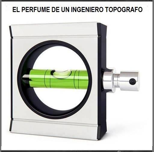 Perfume Topografía