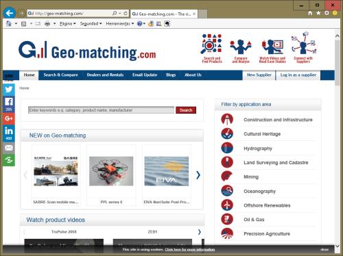 geo-matching